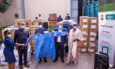Unicef donates $8m worth of PPE to Nigeria as part of its assistance to help fight Covid-19
