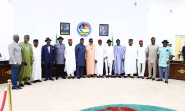 Southern Senators' Forum praises their governors for their stance on restructuring and cattle grazing