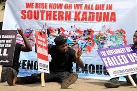 Kaduna north and south leaders agree to split the state in response to ongoing violence