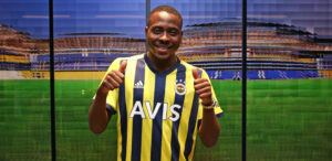 Bright Osayi-Samuel may be returning to Britain after just one season in Turkey with Fenerbahce