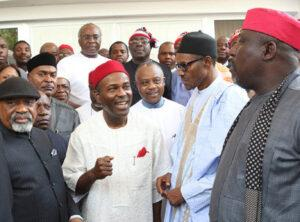 Buhari finally agrees to dialogue with Igbo leaders as a means of ending insecurity in the southeast
