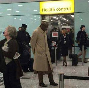 Buhari postpones today's planned medical visit to his London doctors until further notice
