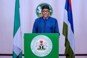 Buhari insists that his government will not restructure Nigeria saying agitators are ignorant