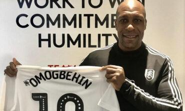 Colin Omogbehin named as assistant head coach at Fulham following Scott Parker's departure