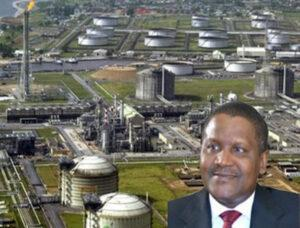 Dangote wary about plans by NNPC to buy a 20% stake in his new Lekki refinery