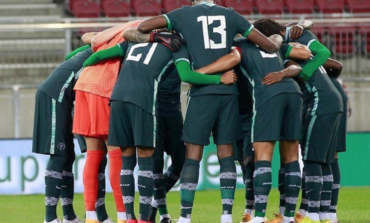 Eagles succumb to lone goal defeat in the hands of Cameroon's Indomitable Lions in Vienna friendly