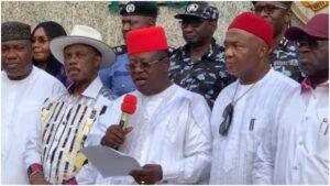 South East Governors Forum says Ipob does not speak for Igbos with its calls for secession