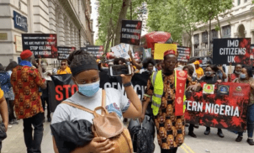 Nigerian councillors of Igbo extraction in the UK meet to demand London acts over killings