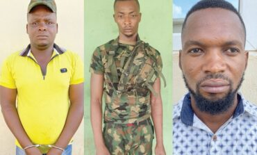Ipob paid three former Nigerian Army soldiers to train 4,000 ESN operatives in military tactics