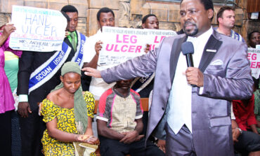Synagogue Church of All Nations says Prophet TB Joshua prophesised his own death