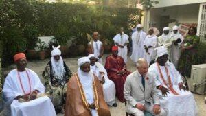 Maybe President Buhari should use Nigeria's traditional rulers to address our ongoing security and economic crisis