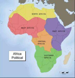 If I had my way I would condense Africa into 10 nations that have the capacity to compete on the global stage