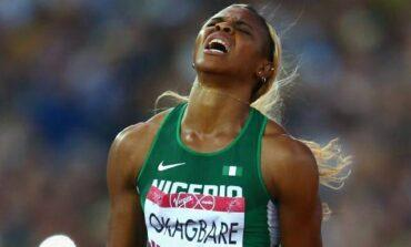 Blessing Okagbare's Olympic dream ends after shock revelation that she failed dope test
