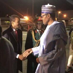 Several African leaders are currently in London for a summit called by Prime Minister Boris Johnson. When they go back, President Buhari should consider developing a continental transport programme to boost trade between them
