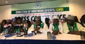 Coalition of Northern Groups accuses southern governors or harbouring criminals