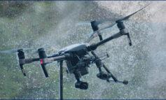 United Arab Emirates creates artificial rainfall by using drones to get clouds to bunch together