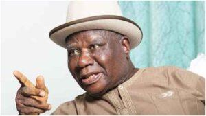 Ipob fires back at Ijaw leader Edwin Clark describing him as a general without an army