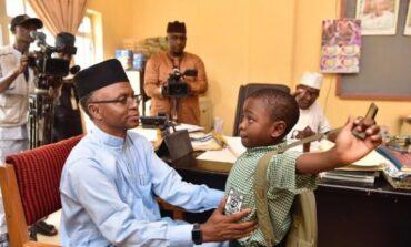 El-Rufai withdraws his son from Capital School Kaduna after reports bandits planed to abduct him