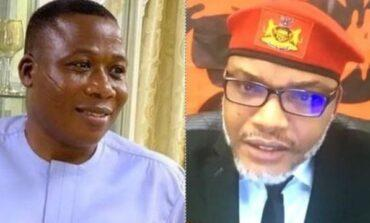 Buhari urged to grant amnesty to Nnamdi Kanu and Sunday Igboho and focus on other problems