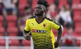 Watford plan to offload Isaac Success to sister club Udinese as he is deemed surplus to requirements