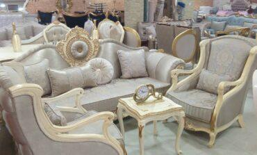 Given our taste, I am still perplexed as to why Nigeria is not the world's largest manufacturer of luxury furniture