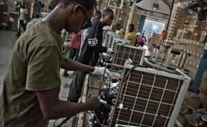 Nigeria suffered a manufactured goods trade deficit of $85bn between 2017 and 2021