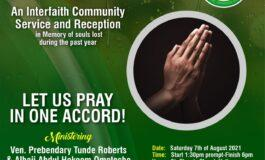 Canuk to organise multi-faith memorial service for fallen heroes on August 7