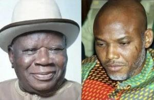 Edwin Clark tells Ipob to forget about dragging the south-south into its planned Biafra republic