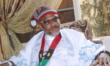 Kenya denies any knowledge of Nnamdi Kanu's arrest indicating that he was drugged and abducted by Nigerian agents