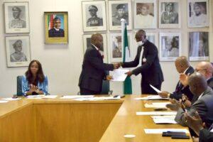 UK high commissioner establishes Servicom committee to improve service delivery