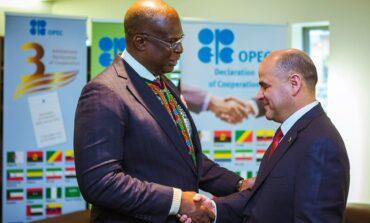 Nigeria asks Opec to increase its crude oil production quota as prices fall below $70 a barrel