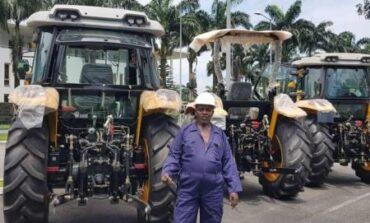 Federal government signs agreement with Brazilian firms to open tractor assembly plants in Nigeria