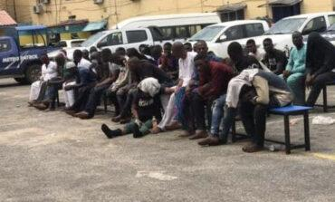 Lagos State Police Command charges 48 Yoruba Nation protesters with death of 14 year old