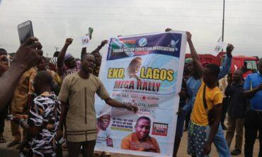 Lagos State Police Command denies killing 14 year old at Yoruba Nation rally yesterday