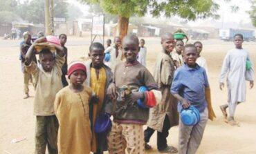 About 11% of all unregistered children across West Africa are Nigerian according to Unicef