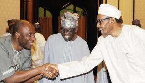 Amaechi said he was not aware of any arrangement between Buhari and Tinubu on succession