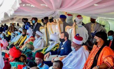 Up to 50% of Nigeria's problems could have been solved this weekend if all those who gathered for President Buhari's son's wedding had signed a Bichi Declaration