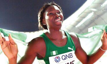 Nigeria picks up two medals at Tokyo winning a wrestling silver and a long jump bronze