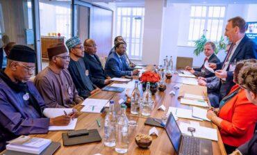I hope President Buhari promised other leaders at the London summit that if the world invested in Nigerian education they would see this level of productivity within the next five years