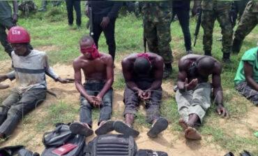 Suspected ESN gunmen kill six oil workers for disobeying Ipob's sit-at-home order