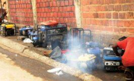 Abuja businesses object to new environmental tax on the use of generators saying it is crippling