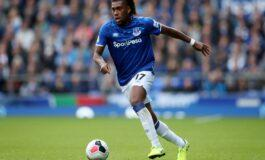 Everton reported to be planning a sale of Iwobi in search of cash for team building