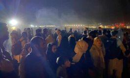 Kabul airport rocked by explosion as hardliners oppose allowing opponents to escape
