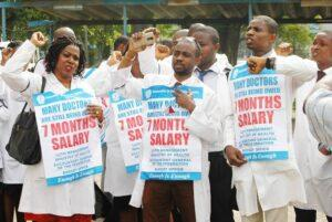 Saudi Arabia steps up recruitment of Nigerian doctors conducting interviews in Abuja today