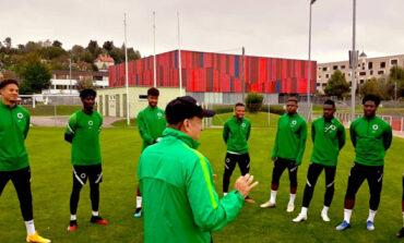 Rohr names 30-man squad for back-to-back World Cup qualifiers against Liberia and Cape Verde
