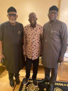 Tinubu expected to be away from Nigeria for a while as he recuperates in London