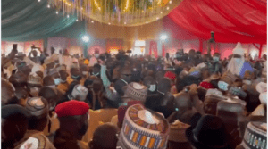 NMA and health experts slam Nigerian leaders for ignoring Covid-19 protocols at Buhari's son's wedding