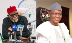 Akeredolu slams El-Rufai for opposing anti-grazing law accusing him of exporting terror to the south