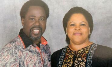 TB Joshua's wife evicts some of her husband's loyalists as she moves to take control of Scoan