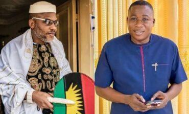 APC chieftain says Nnamdi Kanu and Sunday Igboho will be forgiven if they join the party